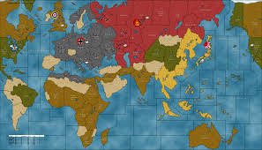 Africa Map Games by Axis And Allies Board Game Invited Punch Was Served