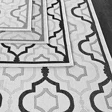 Black And White Modern Rug Postmodern Rug Design