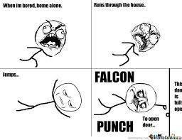 Falcon Punch Meme - falcon punch by alpha meme center