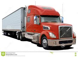 red volvo truck red truck volvo vt880 stock photo image 69035936