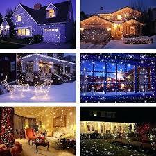 led christmas lights walmart sale snowfall led lights thegiffgroup com