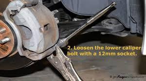 honda civic rear disc brake pad replacement honda civic