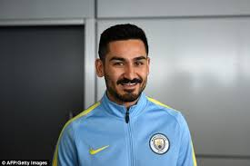 gundogan hair pep guardiola phone call convinced ilkay gundogan to join man city