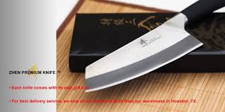 best forged kitchen knives zhen japanese vg 10 3 layer forged high carbon