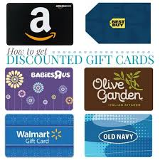 buy discounted gift cards how to buy discounted gift cards news