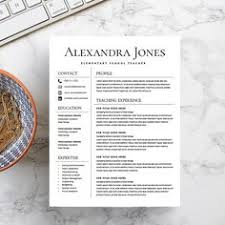 Resume Researcher Teacher Resume Template Free Resume Template And Professional Resume