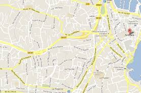 map of antibes antibes and antibes property for sale attika international