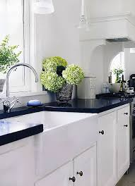 Kitchens With Black Countertops You Paid More Than Me Black Kitchen Countertops