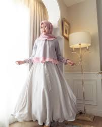 gaun muslim 25 model gamis terbaru premium modis dan modern