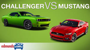 dodge challenger vs ford mustang ford mustang gt vs dodge challenger r t which has the most