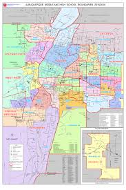 Dallas Area Code Map by Boundaries U2014 Albuquerque Public Schools