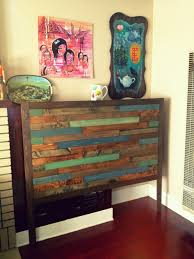 furniture homemade headboards with nice pictures above and