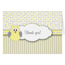 mod baby shower owl baby shower greeting cards zazzle