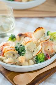 doria cuisine seafood doria シーフードドリア just one cookbook