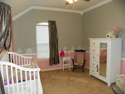 Curtain Crown Molding Other Design Awesome Image Of Baby Nursery Room Decoration Using