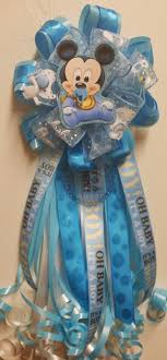 corsage de baby shower s creations boy theme corsages
