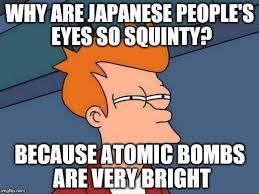 Squinty Eyes Meme - futurama fry meme imgflip
