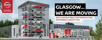 Port Dundas Car Sales Review Nissan Glasgow We Are Moving Macklin Motors