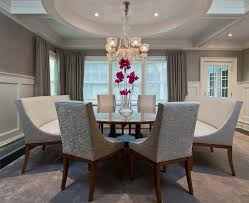 new york innovation ideas champagne chair dining room traditional