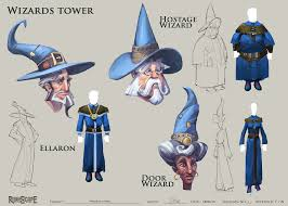 wizards tower barkbrush
