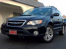 subaru outback custom bumper 2008 used subaru outback 245 hp 2 5xt turbo awd limited leather