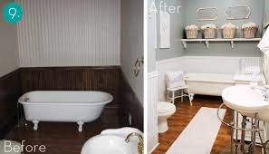 Bathroom Remodels Before And After Pictures by Small Bathroom Makeovers 10 Incredible Transformations Curbly