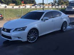 lexus gs 350 on 20 s need help installing 20 u0027s on my 2015 gs 350 this week page 2