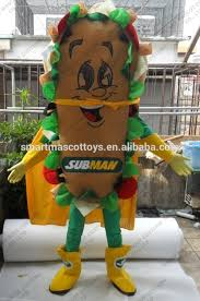 Sandwich Halloween Costume Clear Visual Advertising Subman Sandwich Costume Good