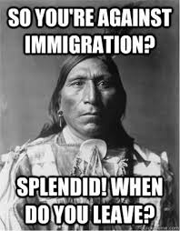 Meme You - 15 humorous memes and cartoons on immigration reform