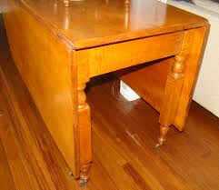 Maple Drop Leaf Table Gamage Antiques Your Source For Antiques Appraisals Auctions
