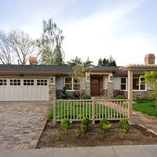 Ideas For Curb Appeal - ranch style home curb appeal design pictures remodel decor and