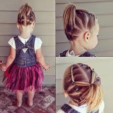 three year old hair dos peinados con ligas para niñas toddler hair blog and hair style