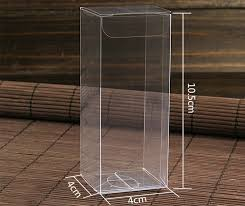 Where To Buy Boxes For Gifts 30pcs 4 4 10 5cm Clear Plastic Pvc Box Packing Boxes For Gifts