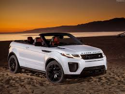 range rover modified land rover range rover evoque convertible 2017 pictures
