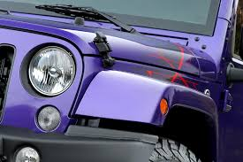 jeep backcountry white jeep wrangler backcountry wears purple like a boss autotribute