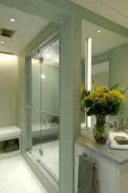 Award Winning Master Bathroom by Award Winning Condominium Penthouse Renovation In Washington D C