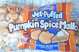 things to do with a bag of pumpkin spice marshmallows day 10