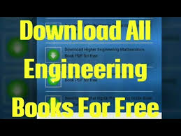 download all engineering books for free youtube