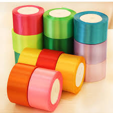 plastic ribbon 5cm wide ribbon different color plastic ribbons satin ribbon
