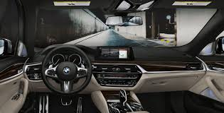 bmw 5 series dashboard bmw 5 series sedan model overview bmw north america