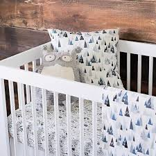 bedding rag baby boy blue camo crib bedding quilt deer real tree