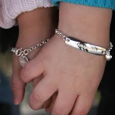 engravable id bracelet the coolest personalized gifts for kids