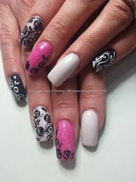 30 wonderful swirl nail art best pictures eye candy nails