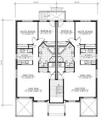 Multi Unit House Plans 6 Unit Multi Family House Plans House Plans