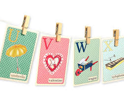 printable alphabet letter cards alphabet flashcards printable abc cards nursery wall