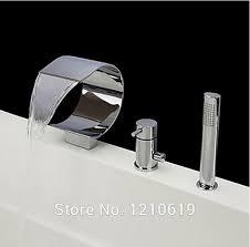 bathtub faucet set befon for