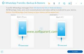 iphone to android transfer transfer whatsapp chats from iphone to android