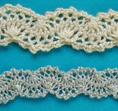 hairpin lace crochet how to make hairpin lace using a loom hubpages