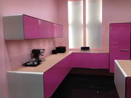 Colour Kitchen Ideas Amazing 40 Pink Kitchen Design Design Ideas Of Purple And Pink