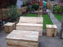 Diy Wood Pallet Outdoor Furniture by Upcycled Pallet Double Chair Bench